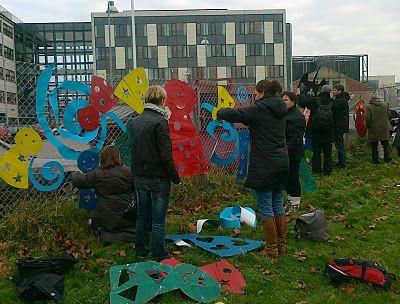 Dissertation on street art