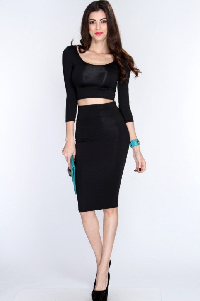 Do you like black pencil skirt outfit for style? Get your best ...