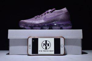 02f929dc4bdc Nike Wmns Air Vapormax Flyknit Violet Dust Plum Fog Women s Running Shoes
