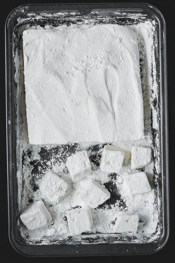 Homemade Vegan Marshmallows | seitan is my motor