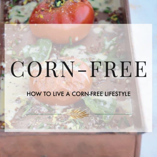 Corn-Free How To   Lactose free diet, Corn tortillas ...