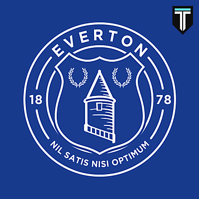Everton Crest Redesign Everton Soccer Logo Football Logo