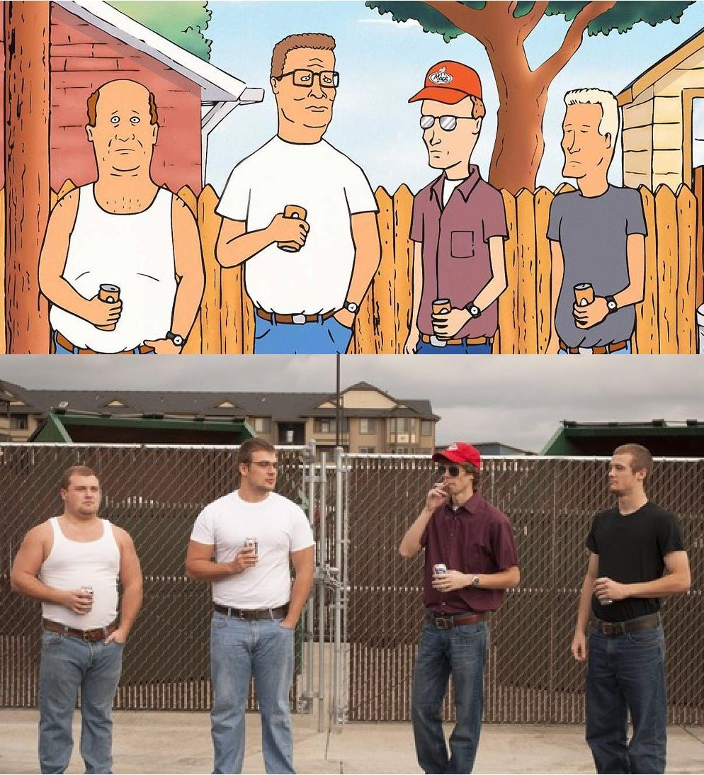 King Of The Hill..... | WTF | Pinterest | Funny stuff, Silly ...