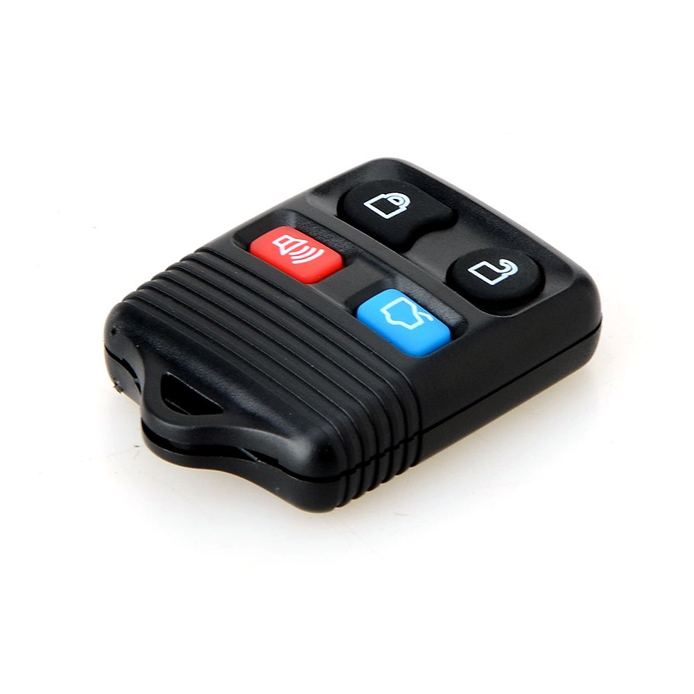 4 Buttons Remote Car Key Transit Keyless Entry Fob 315mhz 433mhz