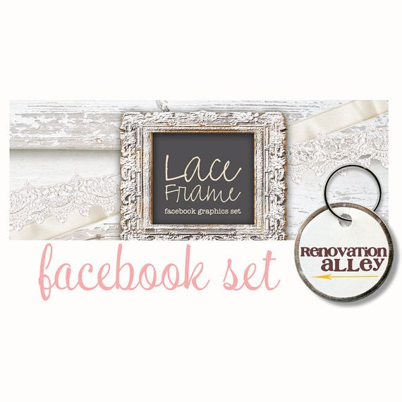 Facebook Business Page Cover and Avatar. by RenovationAlley, $30.00