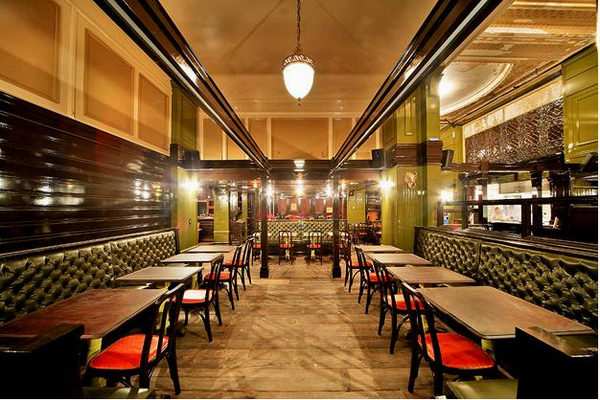 the ace hotel trying for a full house with the breslin | nyc - the