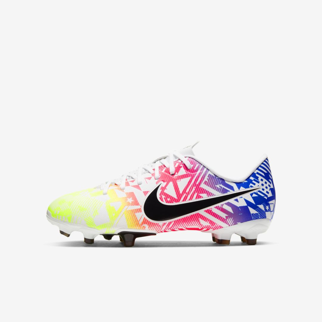 Nike Jr Mercurial Vapor 13 Academy Neymar Jr Mg Kids Multi Ground Soccer Cleat In 2020 Neymar Jr Soccer Cleats Nike Neymar