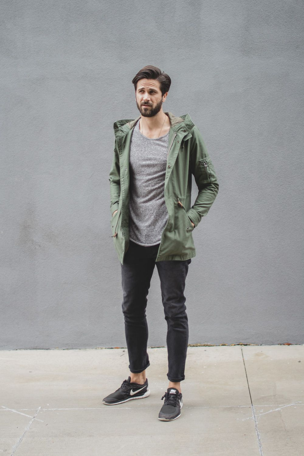 Gray Jeans outfit: 6 Easy, Stylish