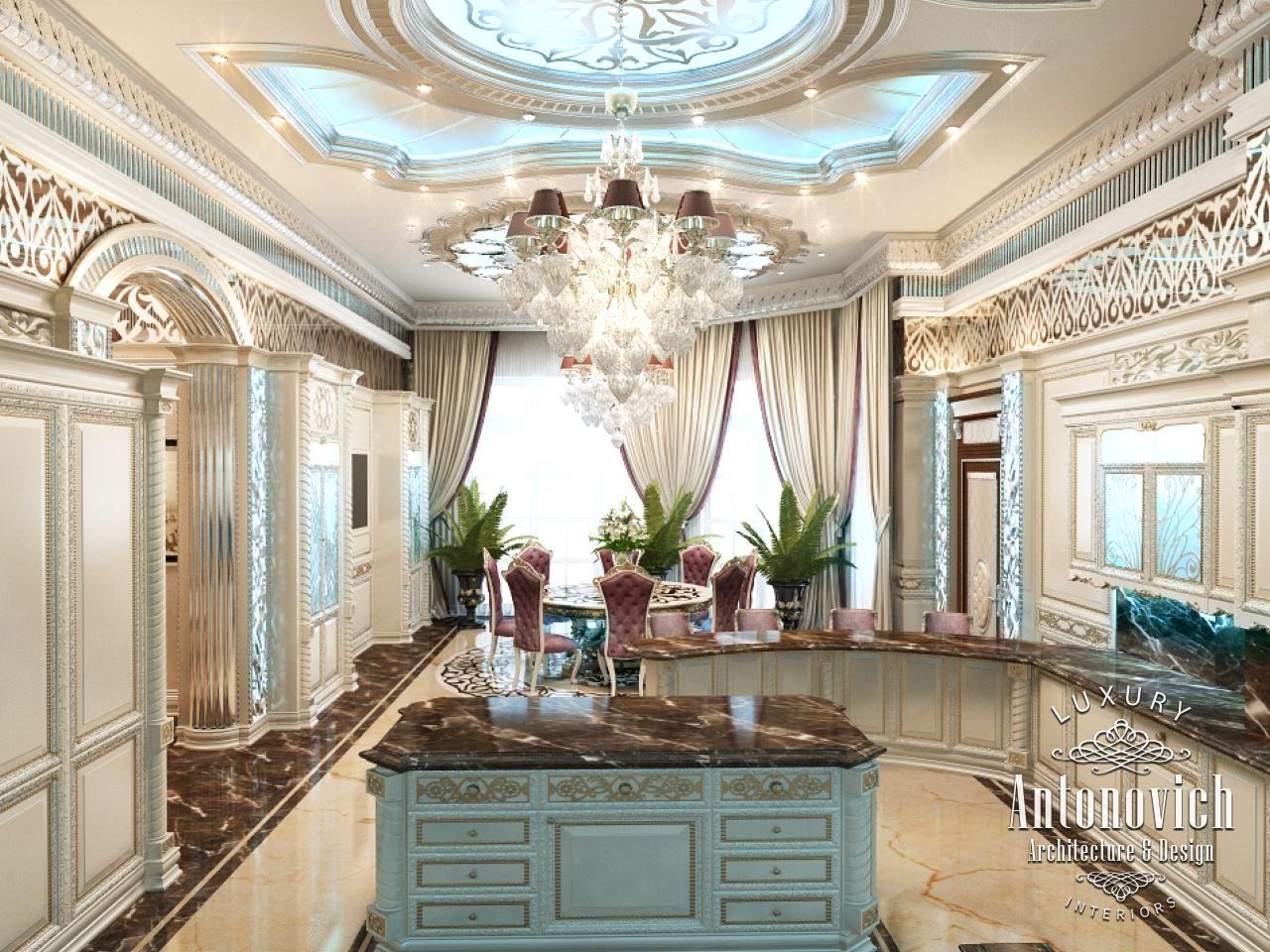 Kitchen Design in Dubai, Kitchen Interior Design in the
