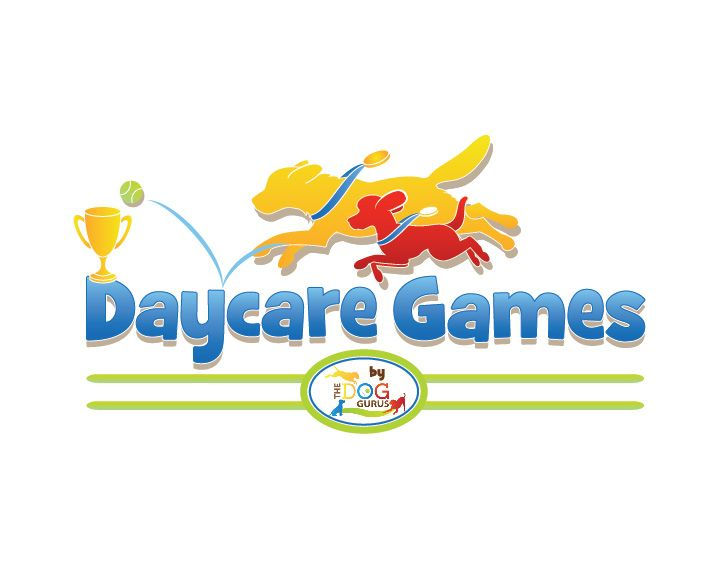 Follow Our Competitors During February To Find Out Who Medals In Group Sit Recalls And Gate Boundary Competitions Daycare Games Pet Care Business Dog Daycare