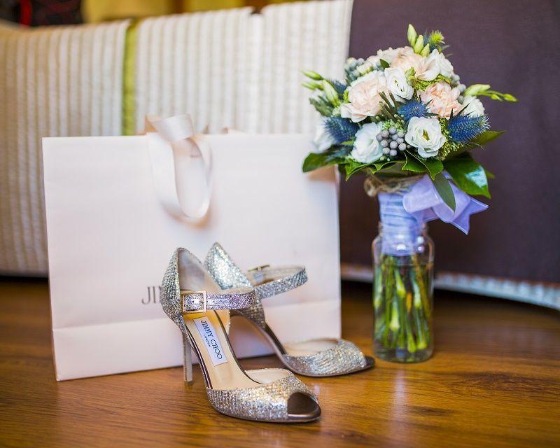 La boda con estilo de Cristina & Carlos