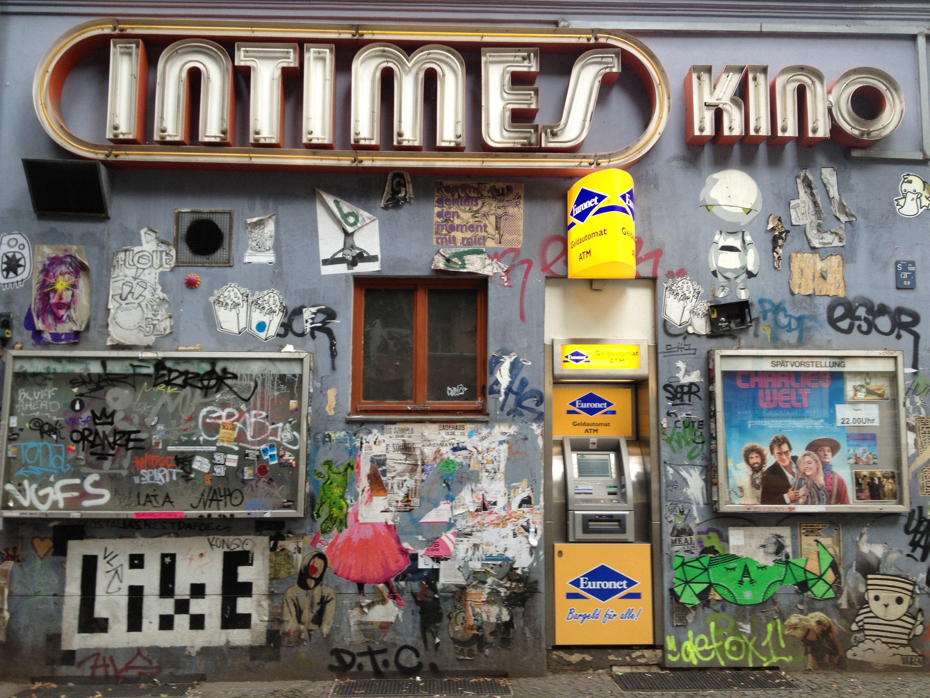 Friedrichshain, Berlino