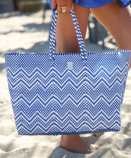 Louisa Woven Tote by Joie
