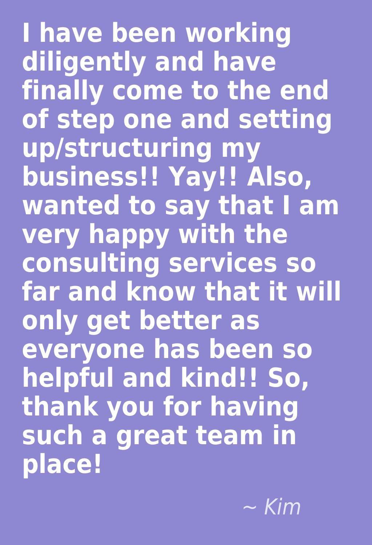 We love happy clients!
