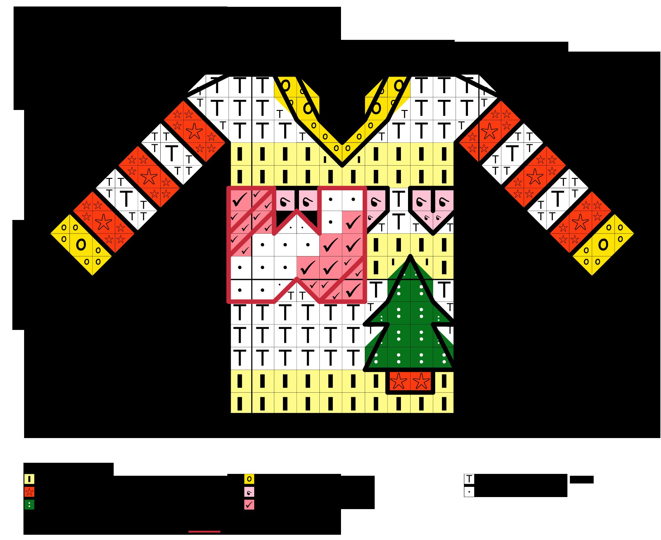 Pin on Stitch Christmas Sweaters