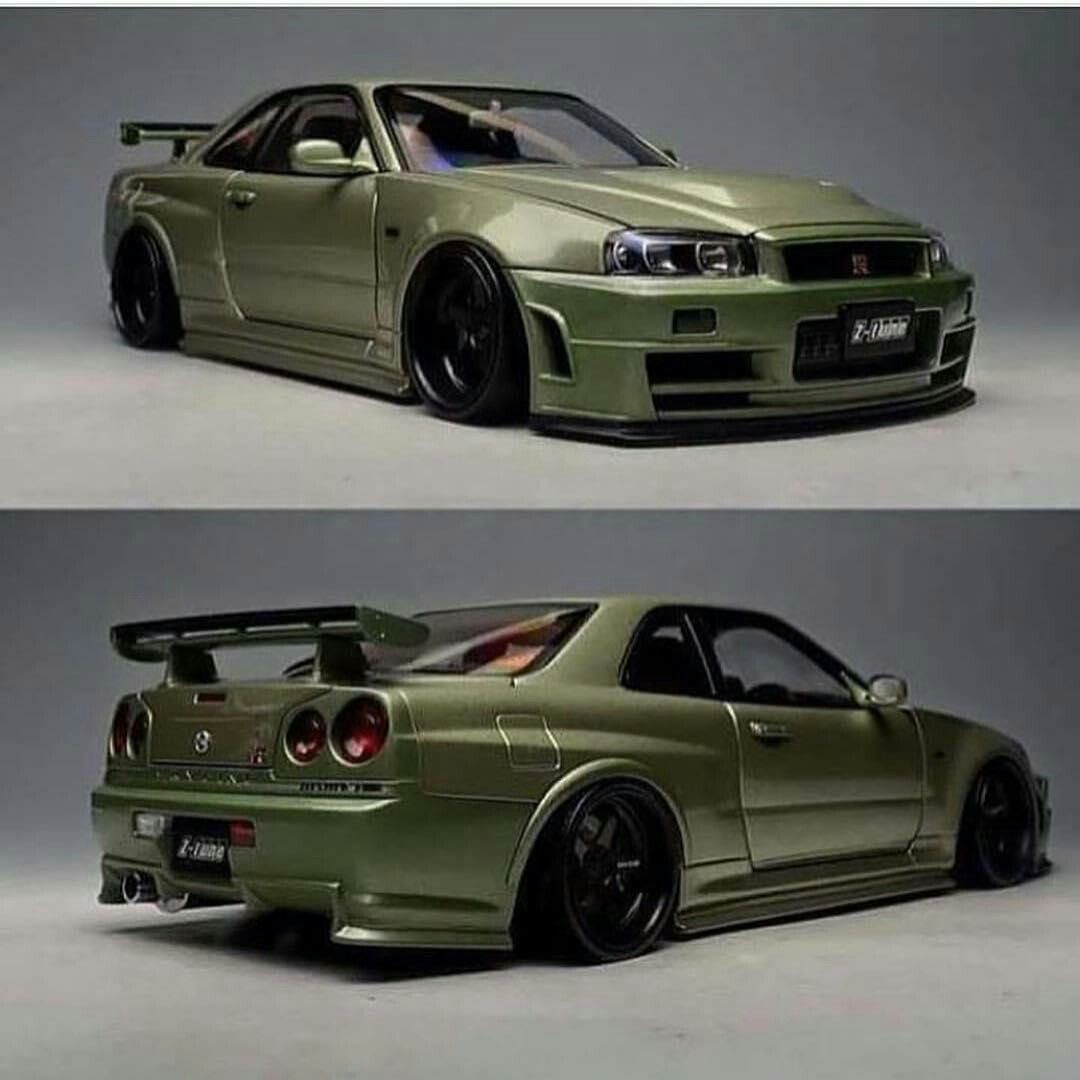 nissan stagea rs25