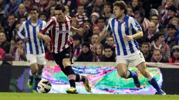 Resúmenes de los partidos de Athletic, Real y Osasuna, en eitb.com