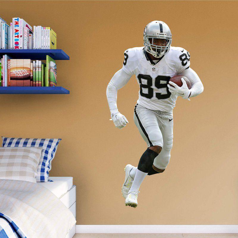 Fathead NFL Oakland Raiders Amari Cooper Wall Decal 12