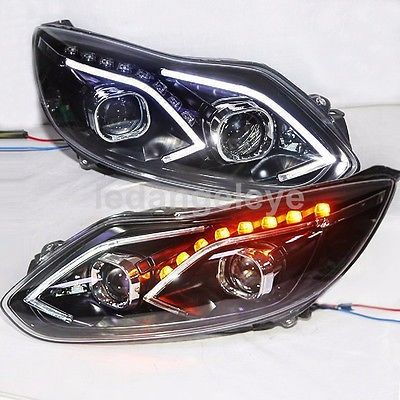 2014 Ford Focus Headlights Ford Focus Ford Focus 3 Motorcraft