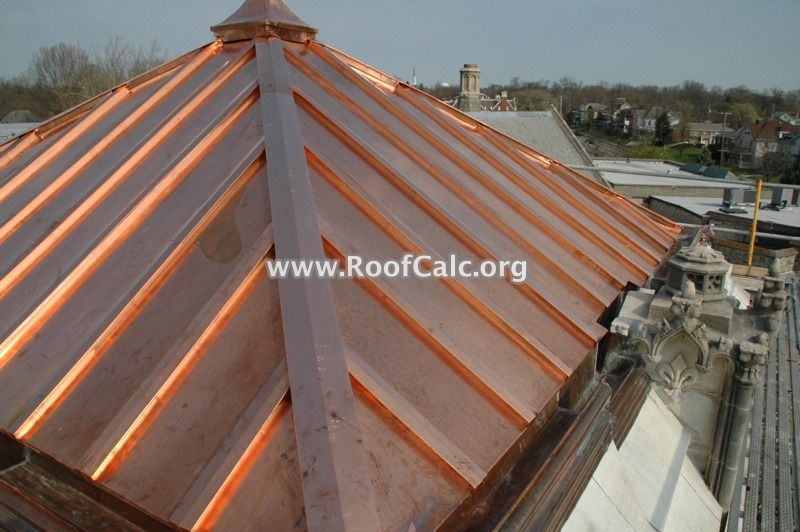 Metal Roofing Prices For Materials And Installation Copper Roof Metal Roofing Prices Residential Metal Roofing