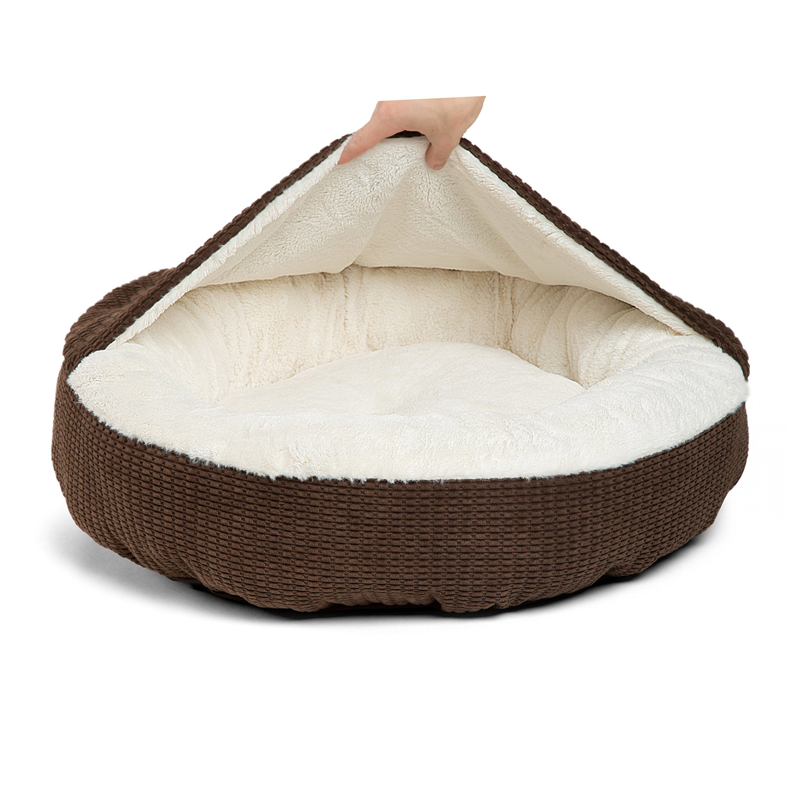 Best Friends By Sheri Cozy Cuddler In Mason Dog Cat Bed 26 X 26 Dark Chocolate Read More At The Image Link Dog Bed Furniture Dog Bed Bed Furniture Design