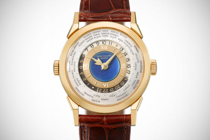 Cool Finds: Highlights Patek Philippe 175th Anniversary Auction by Christie's - Monochrome-Watches