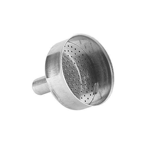 Bialetti Replacement Funnel 3 Cup Aluminium Moka Express Espresso Coffee Maker