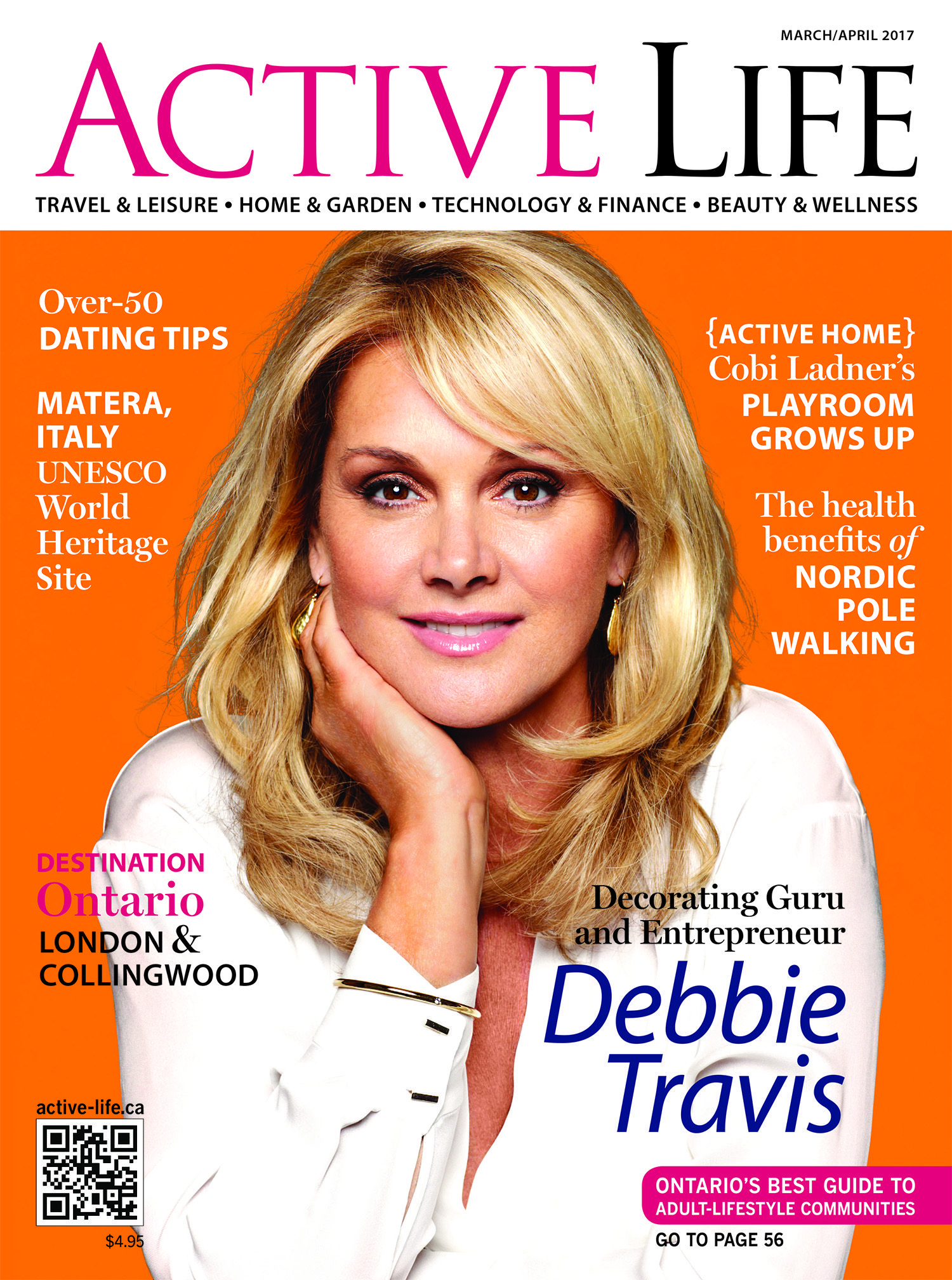 Lifestyle and dating magazine