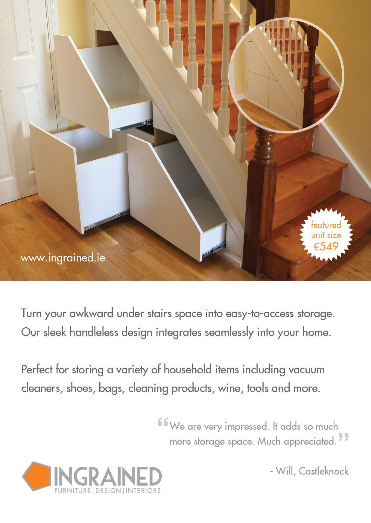 Under Stairs Storage Dublin Staircase Storage Understairs Storage Under Stairs