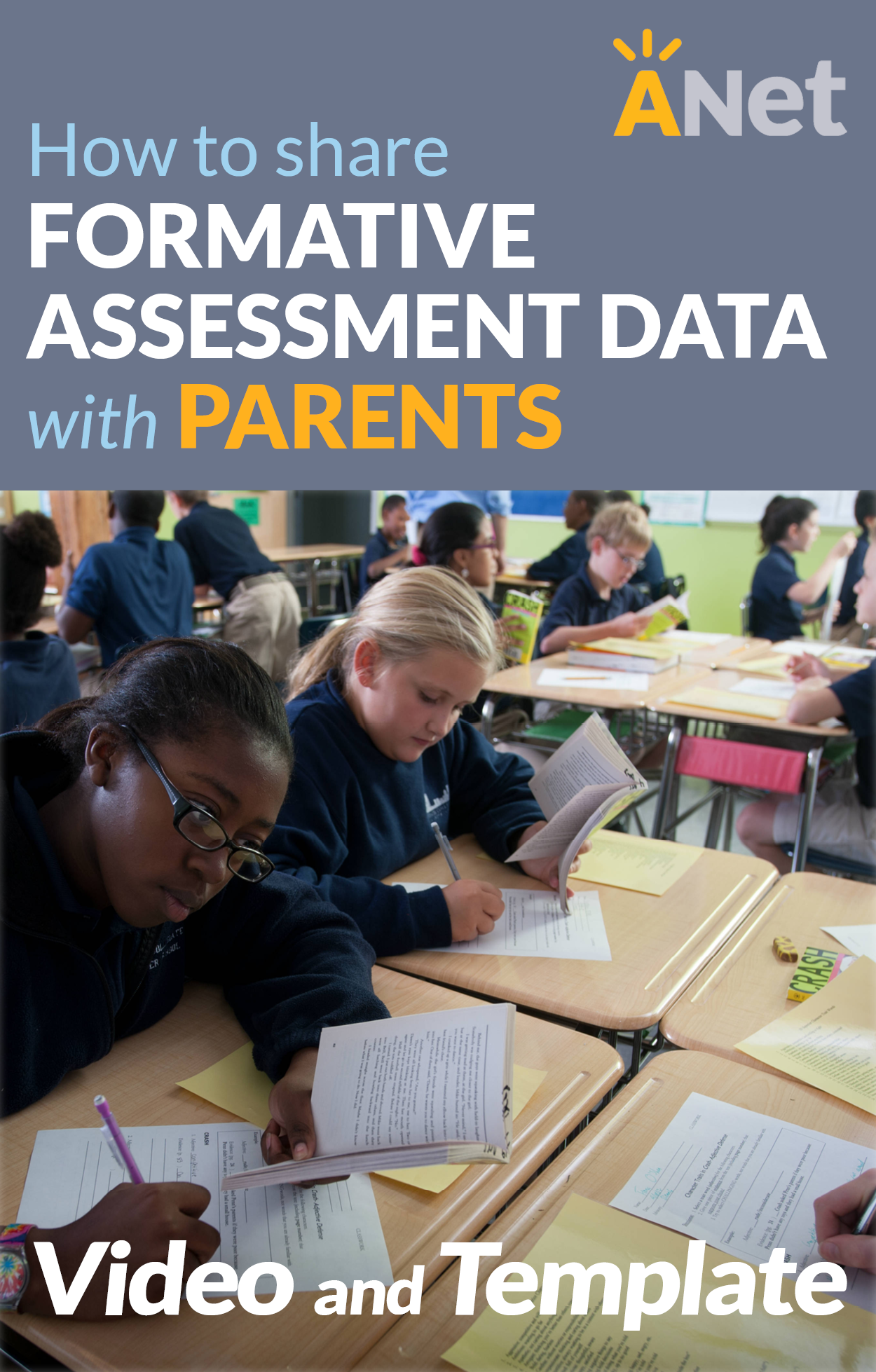 Sharing data with families