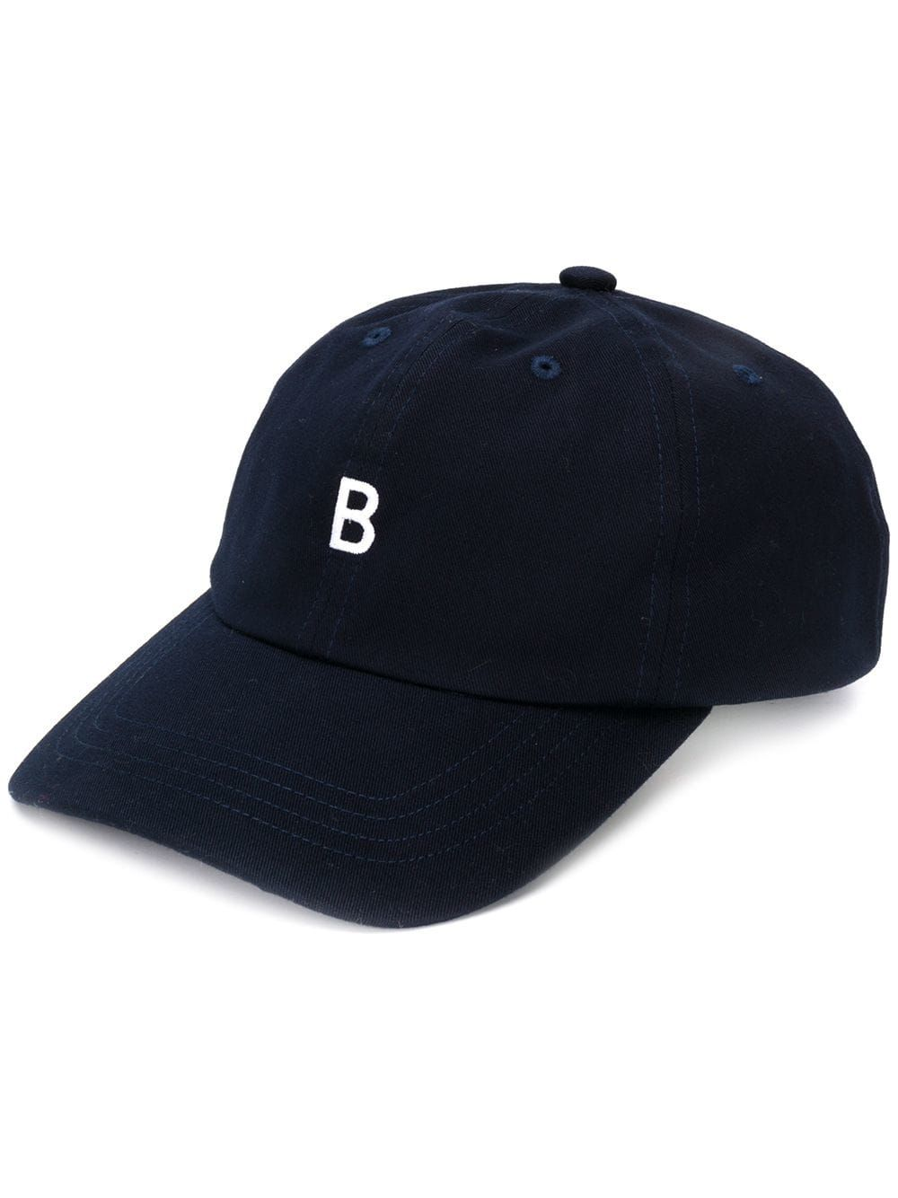 8deedb5f4 BAND OF OUTSIDERS BAND OF OUTSIDERS EMBROIDERED ADJUSTABLE CAP ...