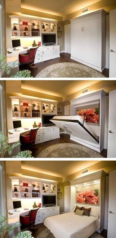 Home Office Murphy Bed Furniture