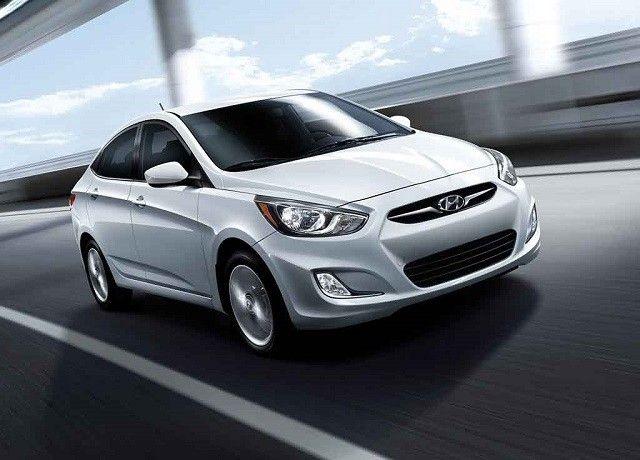 Luxury Hyundai Accord 2016