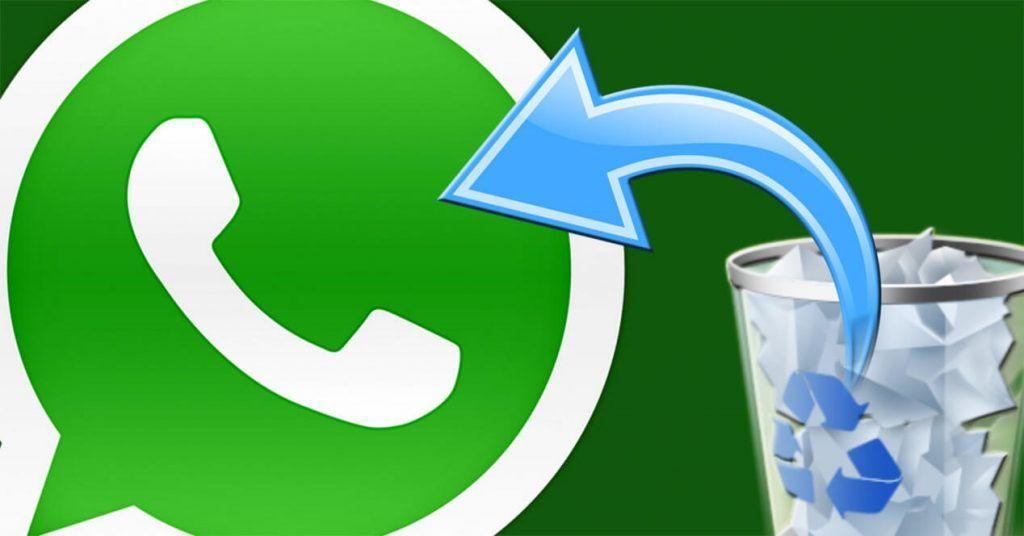 Como Recuperar Mensagens Apagadas No Whatsapp Com Imagens