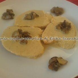 Arrosto di tacchino alla crema di funghi porcini