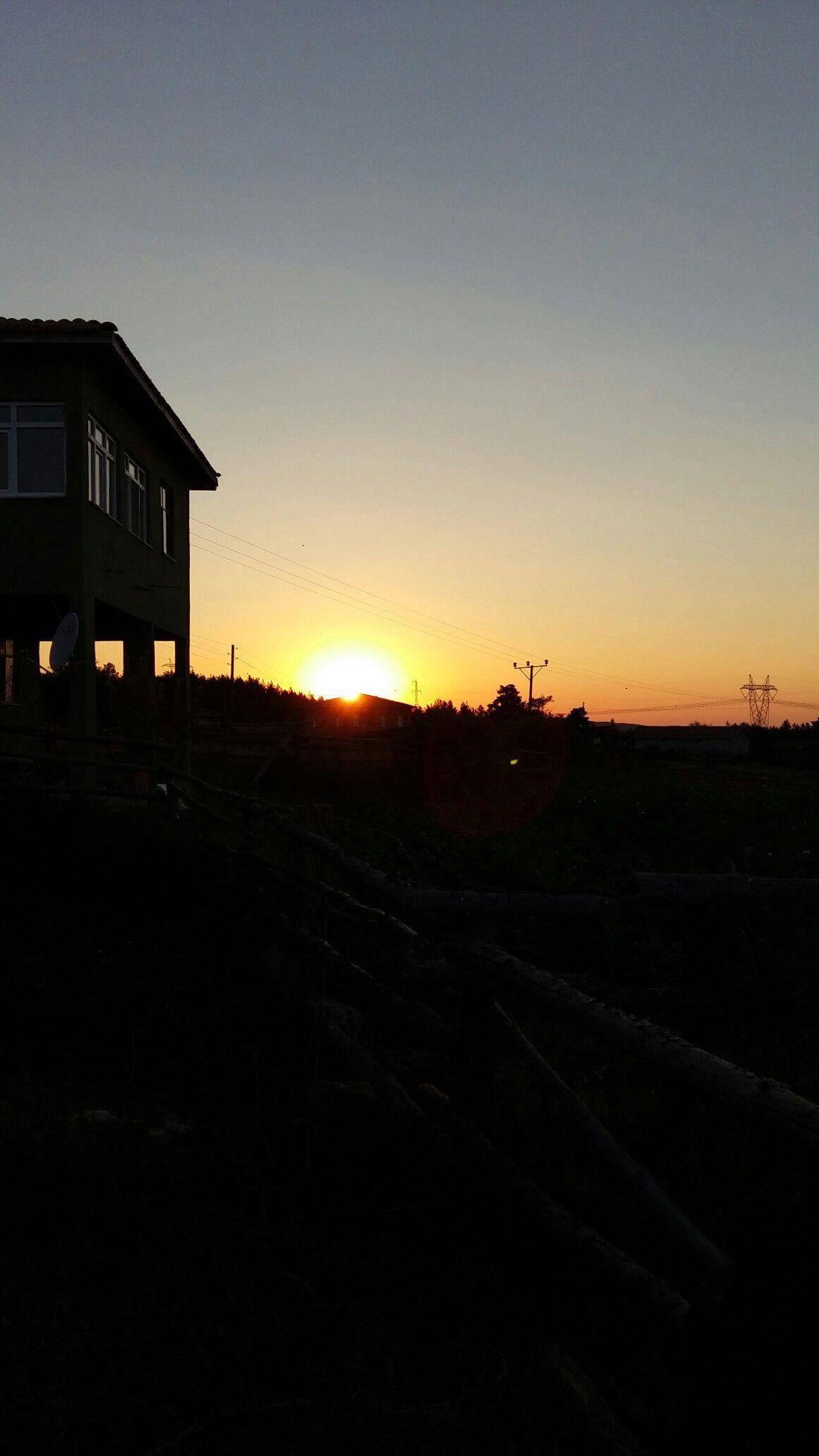 Olsa Olsa Gün Batımı Aşkıdır Bu Batan Güneşi Birlikte Seyredip