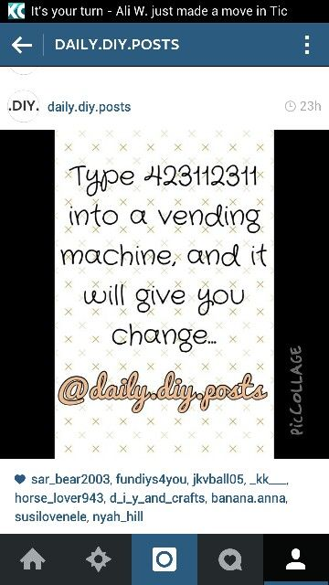 Type 423112311 Into A Vending Machine Hack Old Screenshots
