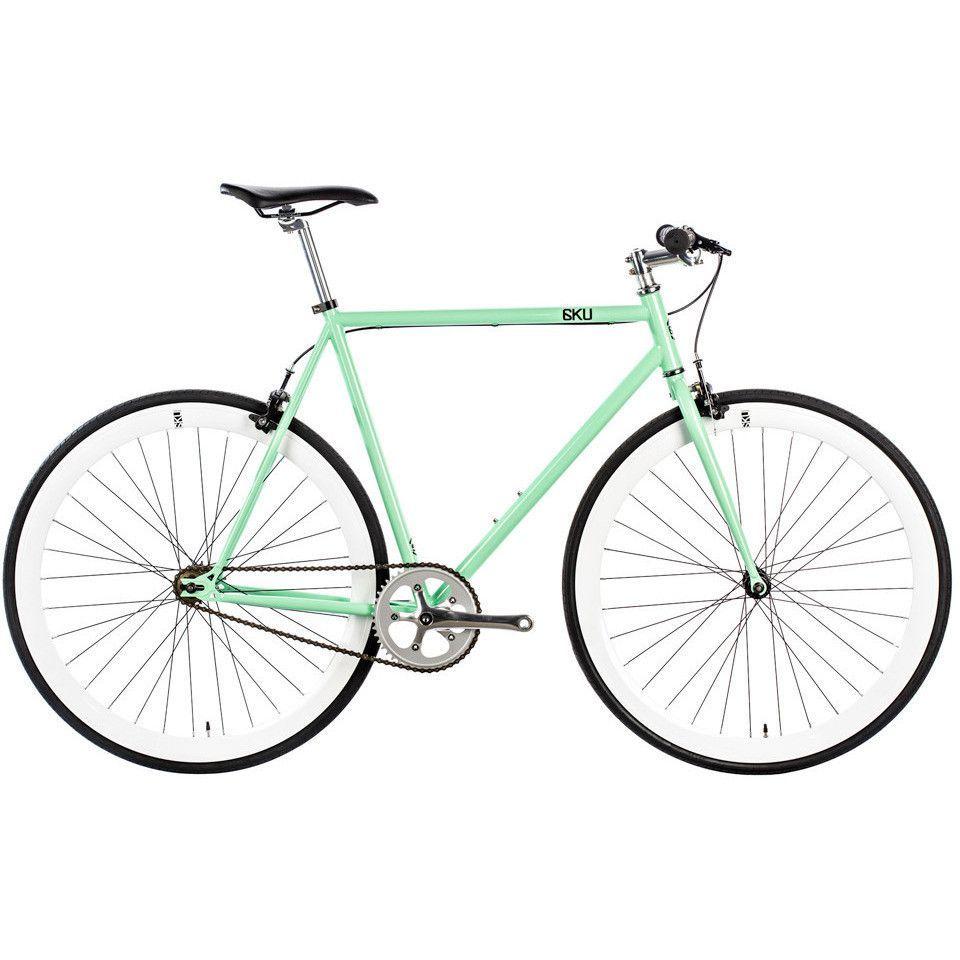 6KU Fixie Fixed Gear Bike | Products | Pinterest