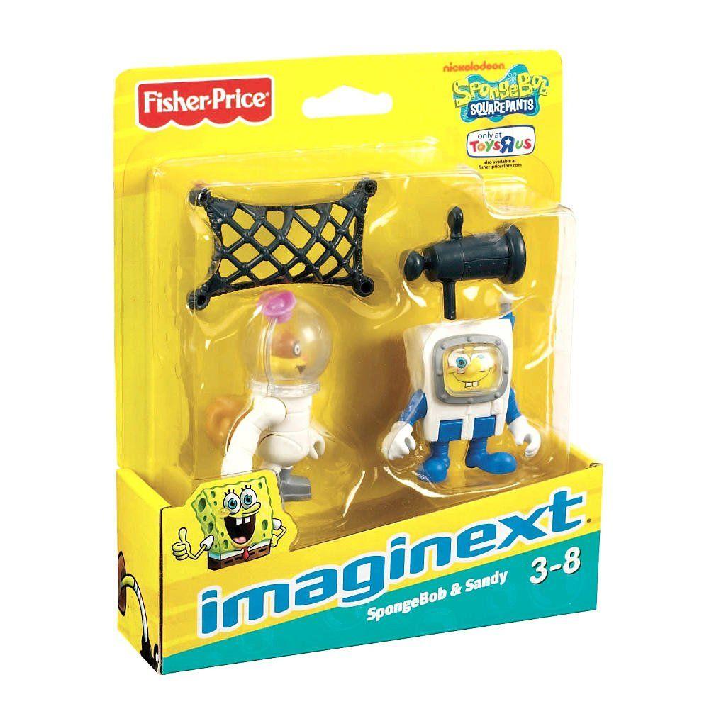 Imaginext SpongeBob Squarepants Exclusive Figures SpongeBob
