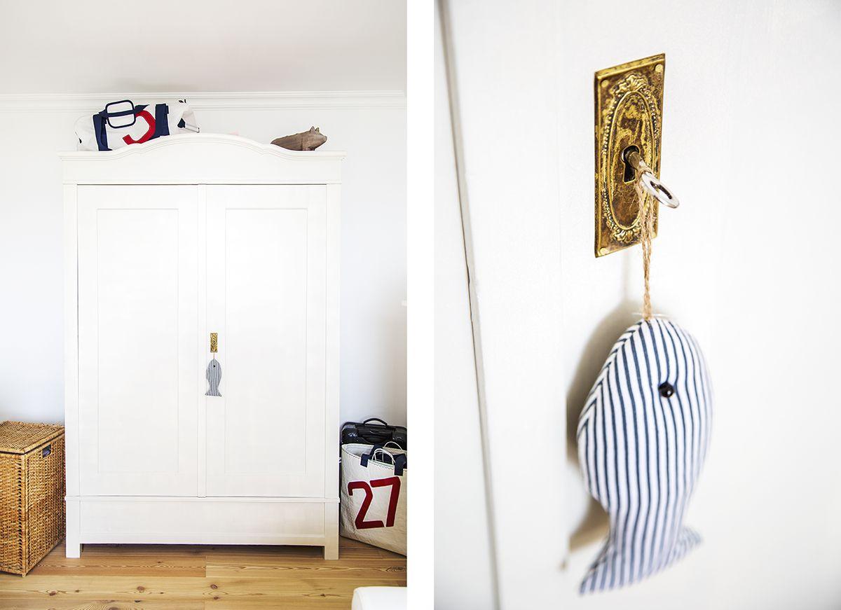 So wohnt der Norden: Anjas Paradies in Schausende | Kleiderschrank ...