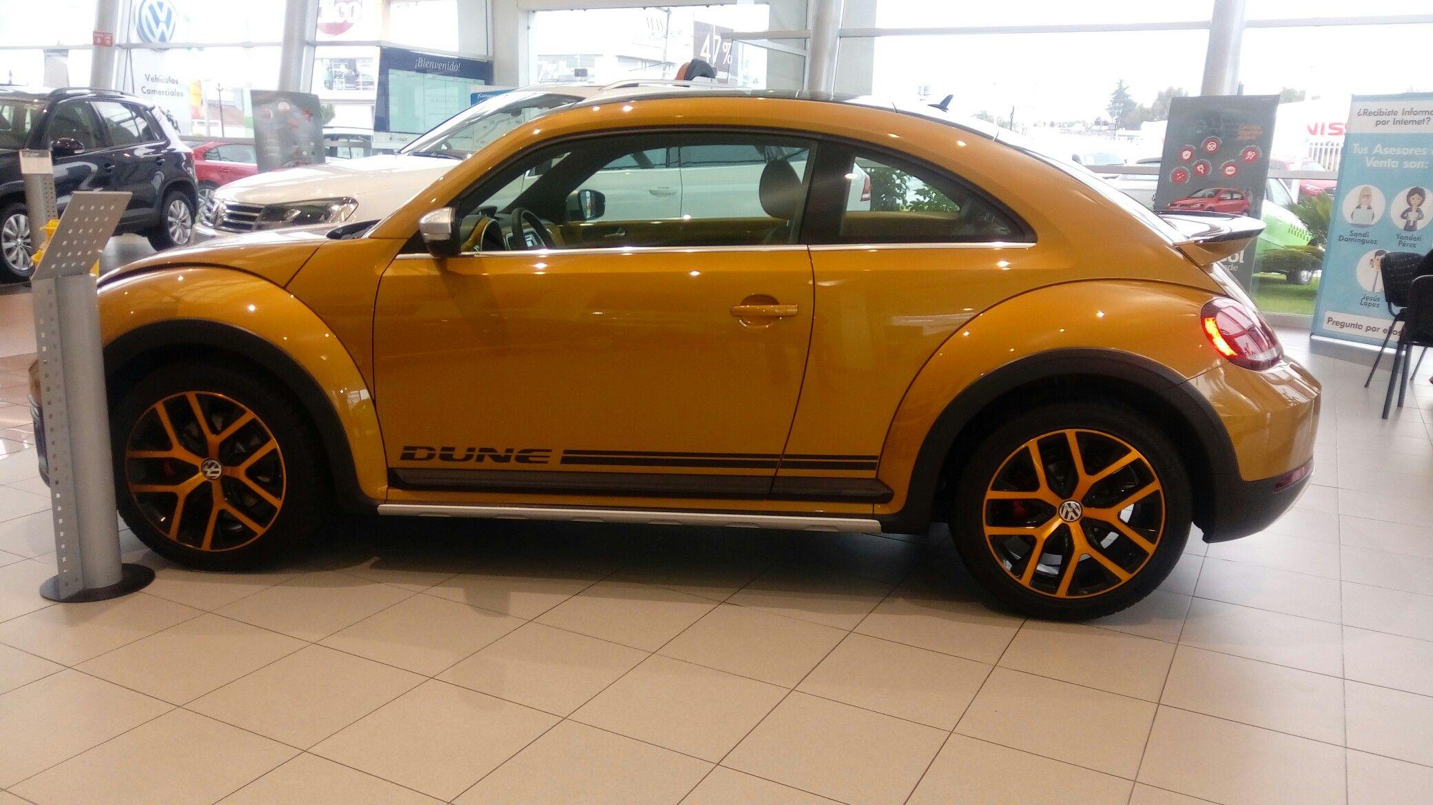VW Beetle 2017 DUNE version Cool