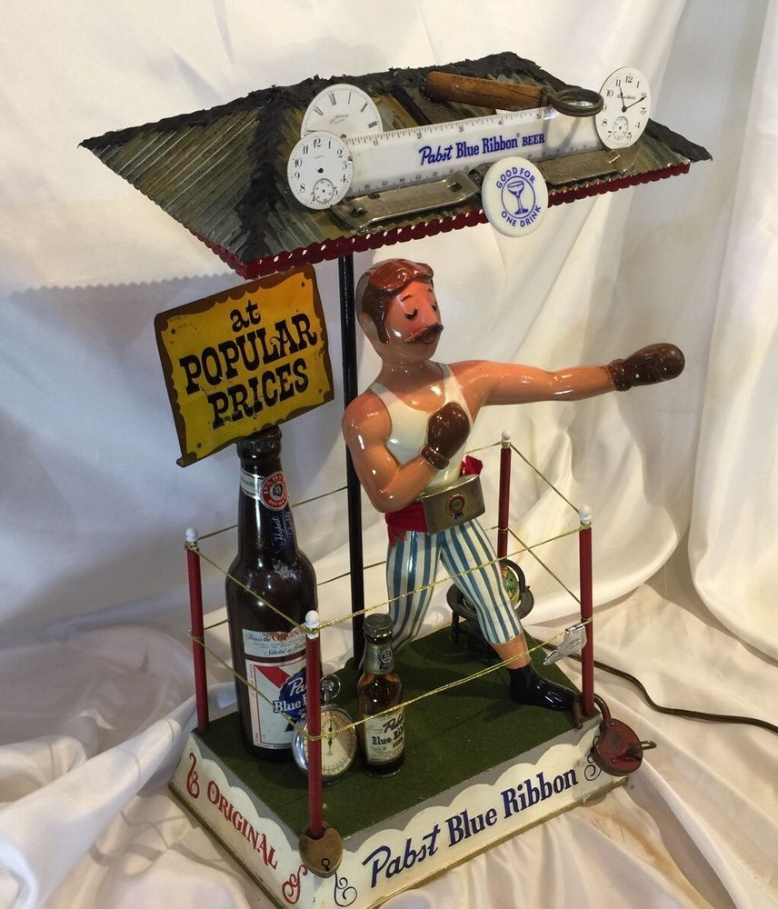 Pabst Boxer Assemblage  | eBay