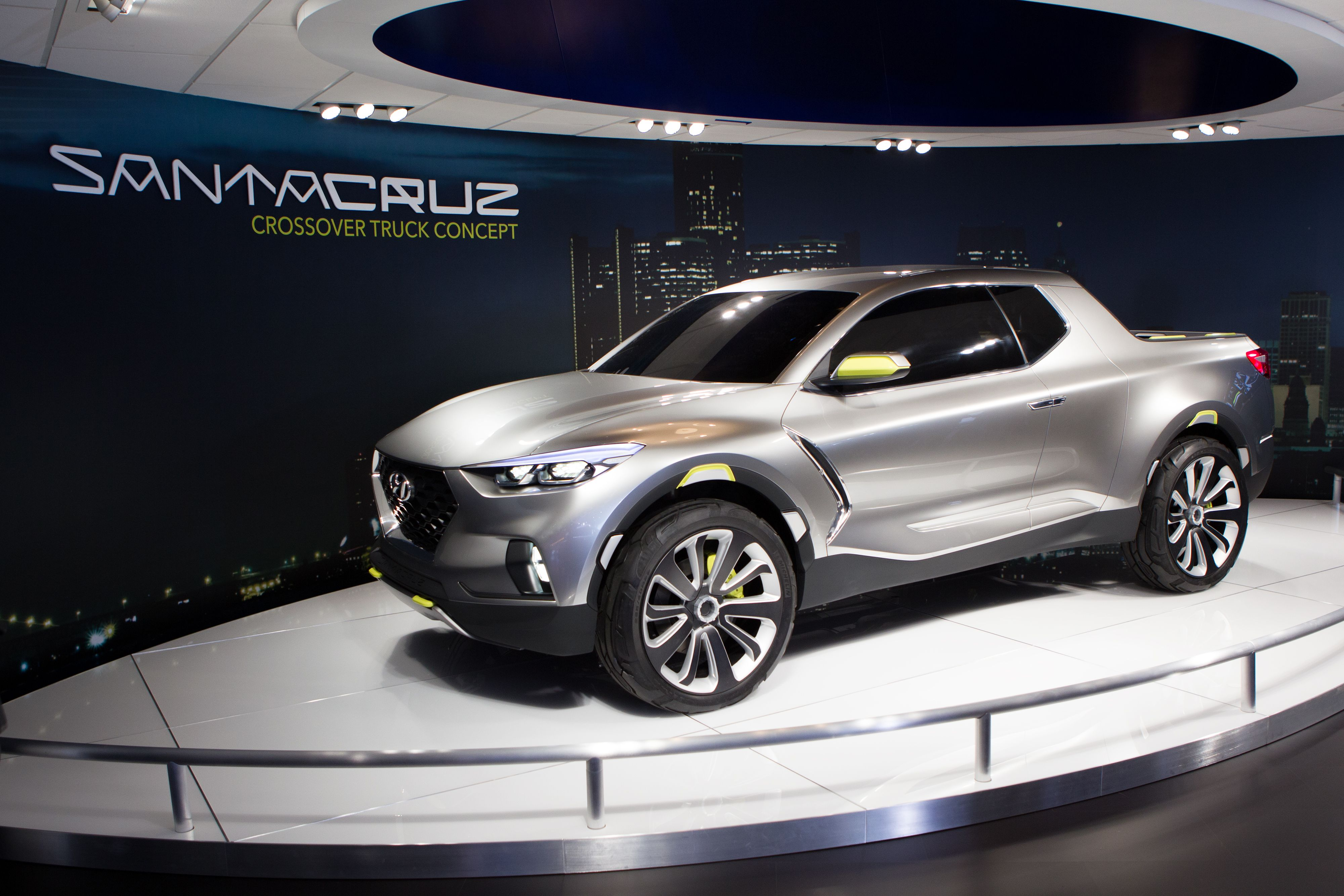 The Best of the 2015 Detroit Auto Show