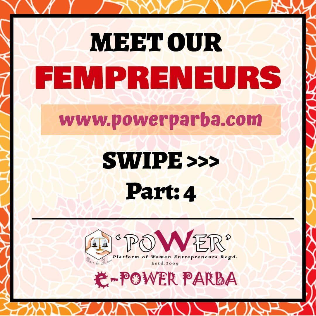 We're back with Part 4😉 Meet the passionate women who are a part of this e-power parba! ✨ Sowmya M ✨Suvarsha Walters ✨Candida Fernandes ✨Shvetha Dinesh Shetty ✨Kulsoom Abubaker ✨Ashwini Shetty ✨Suneela Varma ✨Vidya & Vismaya ✨Lata Shet #EPowerParba2020 #EParba2020 #community #womanpower #Indianbusiness #shopping #onlineshopping #womeninbiz #womenempowerment #vocalforlocal #womensright #businesswoman #merchandise #Manipal #Udupi #Mangalore #supportwomen #womenofindia #indianwomen #girlpower #wom
