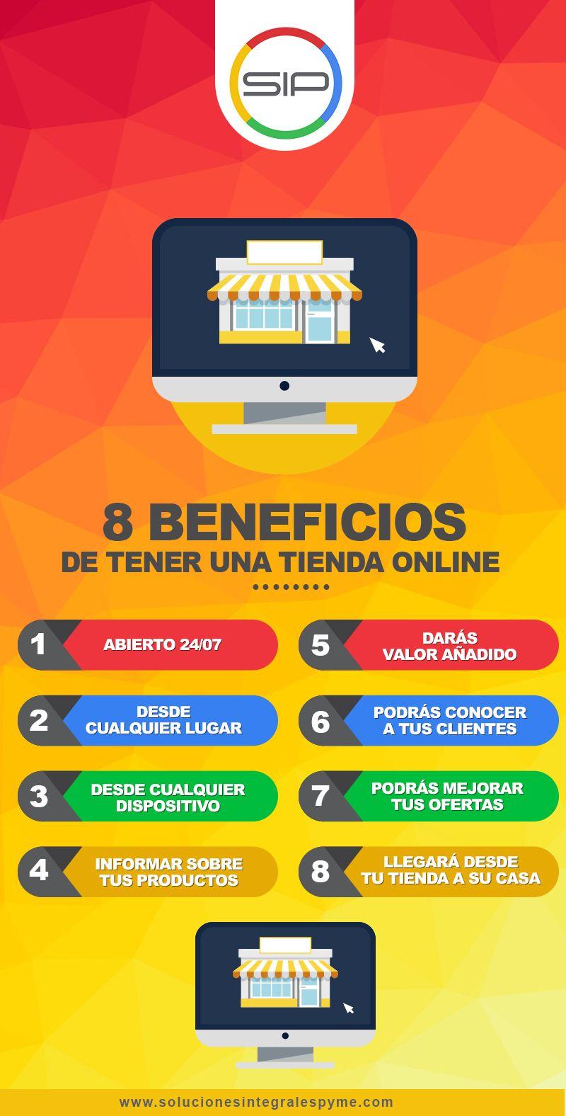 8 Beneficios De Tener Una Tienda Online Https Www
