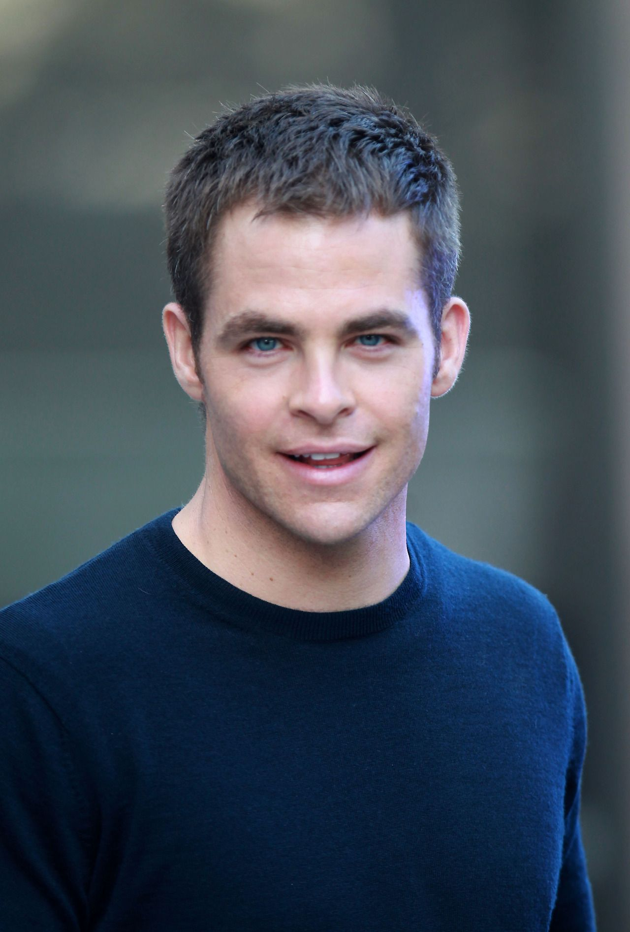 Chris Pine in the new Jack Ryan movie coming out Christmas