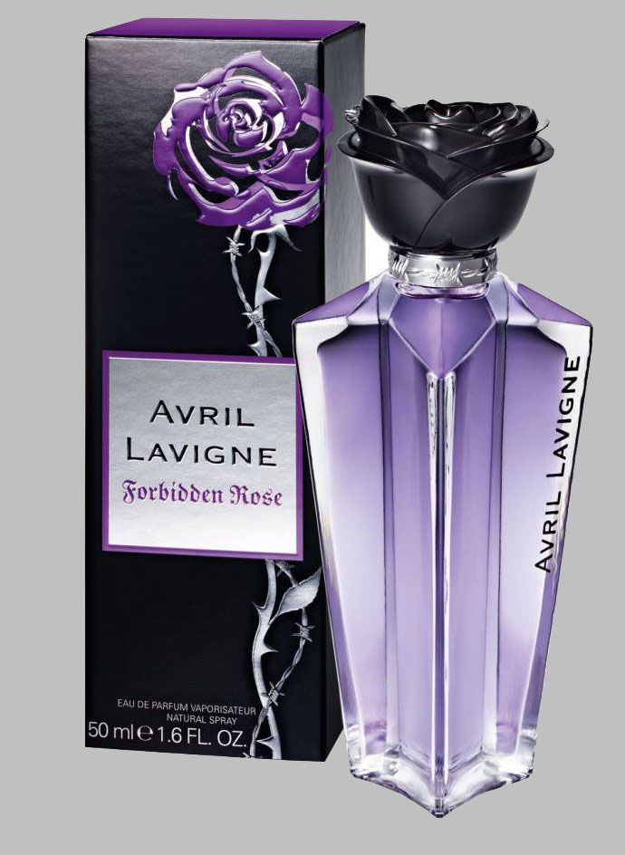 Forbidden Rose Avril Lavigne (With images) | Perfume, Rose
