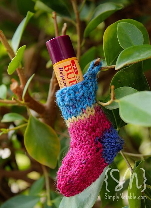 it s the balm sock free christmas knitting pattern