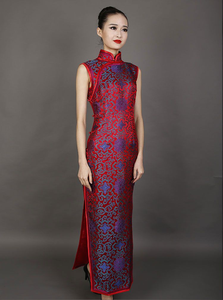 Steampunk Dress Qipao