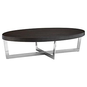 Oyster Coffee Table Espresso DECOR DESIGN Pinterest